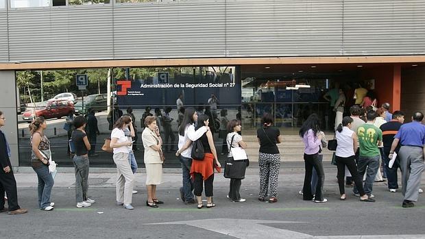 Pensiones la reforma que viene para los ingresos for Oficina seguridad social