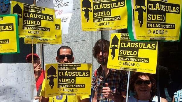 El gobierno dice que la doctrina del supremo sobre las for Clausula suelo tribunal supremo hoy