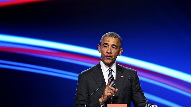 Obama ha visitado esta semana Europa para tratar el acuerodo