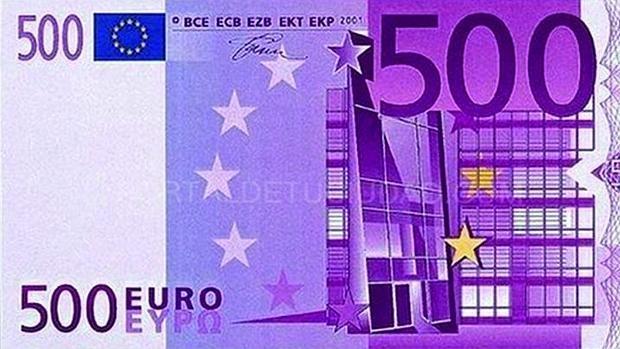 El bce decide si finalmente elimina de la circulaci n el billete de 500 euros - Amueblar casa por 1000 euros ...