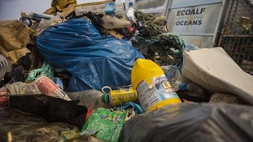 Residuos recogidos por Ecoalf