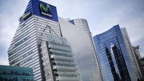 Edificio de Movistar en México DF