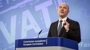 El comisario de Economía, Pierre Moscovici