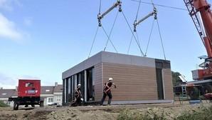 El consumo de cemento en España cae un 3,3% en abril por el parón de la obra pública