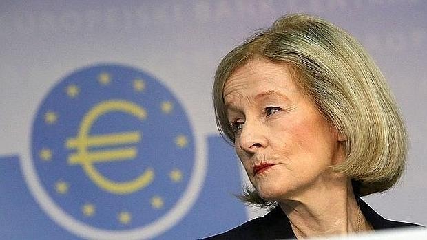 La presidenta del supervisor bancario europeo, Danièle Nouy