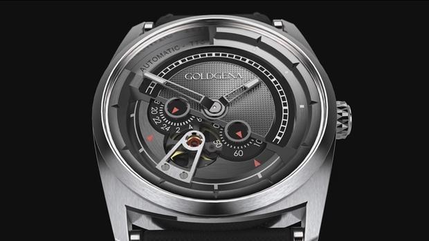 Goldgena pretende revolucionar el mercado de relojes suizos
