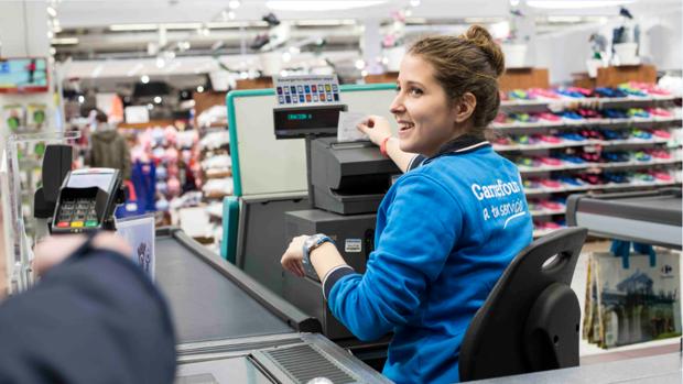 Carrefour contratar a personas para la campa a del for Campanas extractoras carrefour