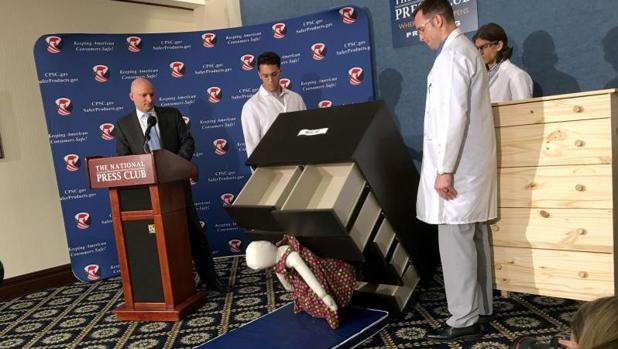 Ikea retira 36 millones de cómodas en EE.UU. y Canadá por la muerte ...