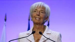 CHRITINE LAGARDE, directora gerente del Fondo Monetario Internacional (FMI)