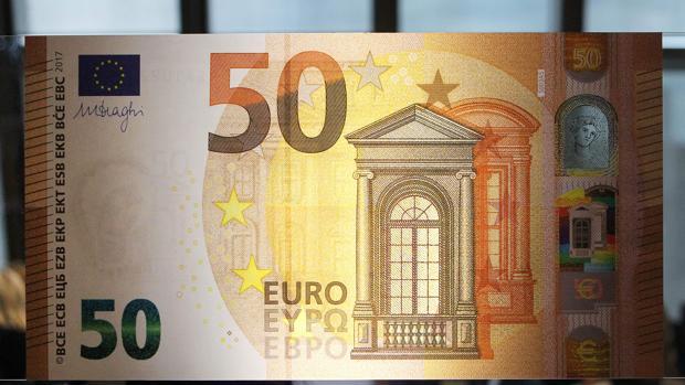 el nuevo billete de 50 euros entrar en circulaci n el 4 de abril de 2017. Black Bedroom Furniture Sets. Home Design Ideas