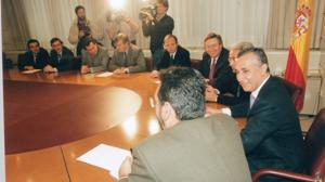 El Pacto de Toledo, un acuerdo parlamentario para garantizar el sistema