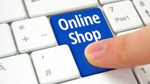 El comercio electrónico despega en España
