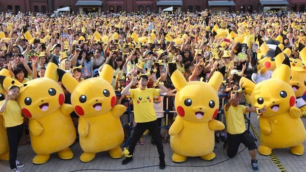 Pokemon Go, nueva aplicación Nintendo