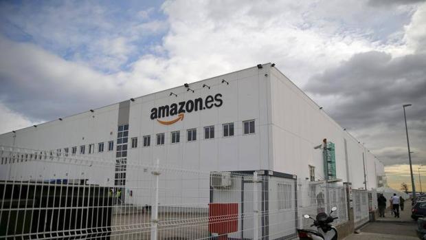 Sede de Amazon en Madrid