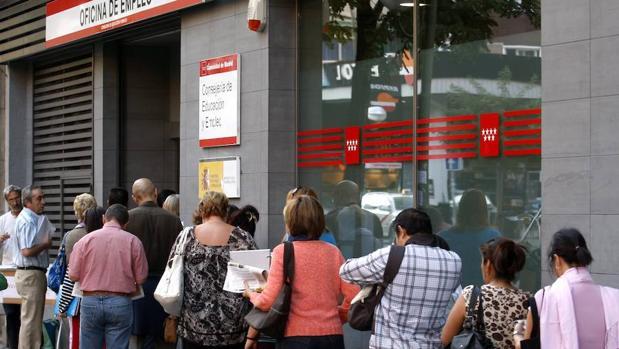 De qu pa ses proceden los extranjeros que trabajan en for Oficina de extranjeros madrid