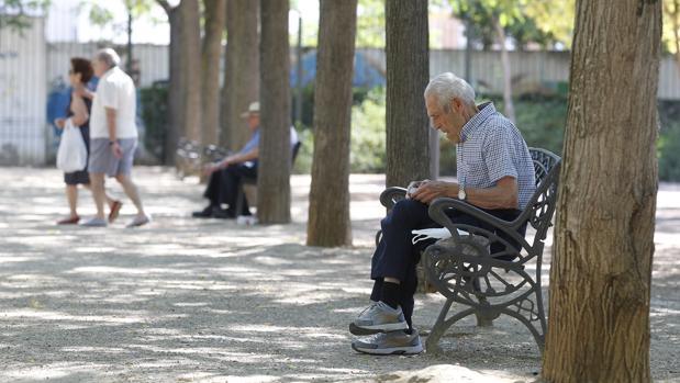 El gasto en pensiones se disparó este mes