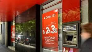 Sucursal de Banco Santander en España
