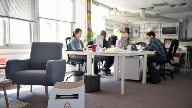 Oficinas de Airbnb en París