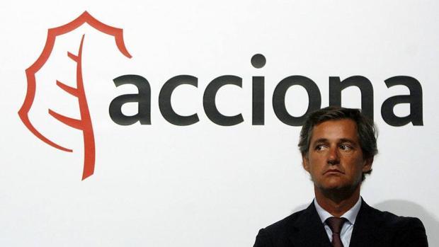 José Manuel Entrecanales, CEO de Acciona