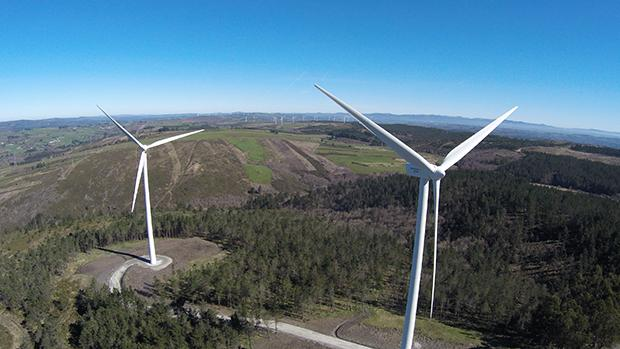Parque eólico de Gas Natural