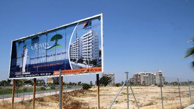 Pisos en venta en Alicante