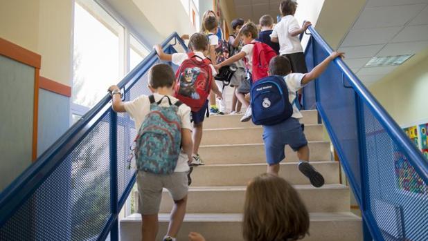 El roto en el bolsillo que supone la vuelta al colegio se puede reducir vía declaración de la Renta