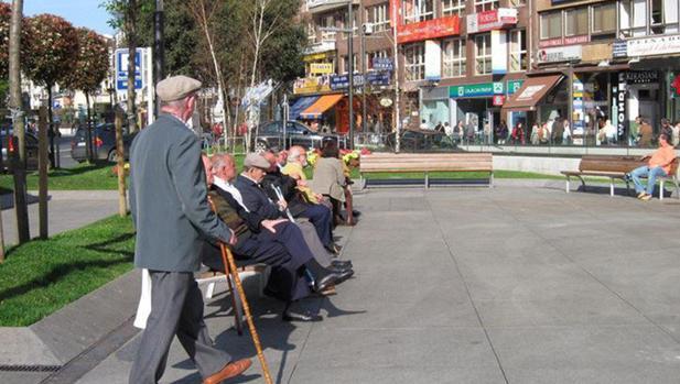 El gasto en pensiones continúa su escalada en España
