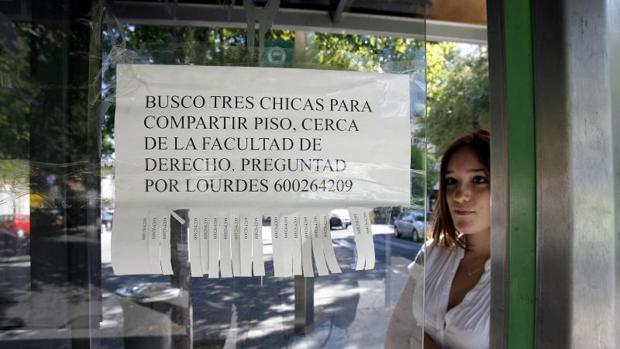 Cada a o hay m s estudiantes que prefieren alquilar un piso for Pisos universitarios madrid