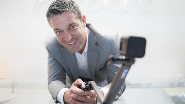 Xavier Messeguer, CEO de la compañía