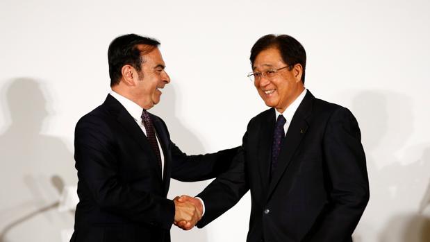 Bruselas da luz verde a la compra de Mitsubishi por Nissan