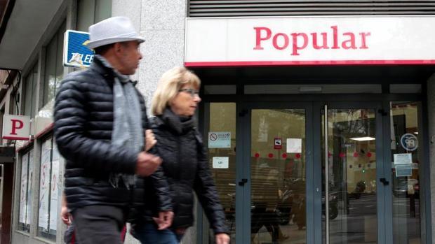 El banco popular reducir sus direcciones territoriales y for Banco popular bilbao oficinas