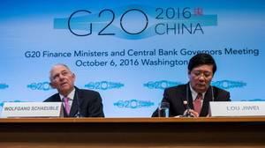 El G20 alerta del incremento de riesgos para la economía mundial