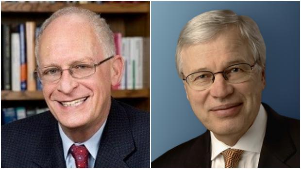 Oliver Hart y Bengt Holmström