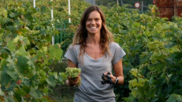 Isabel García ha cosechado con «Justina de Liébana» varios premios en China y Reino Unido
