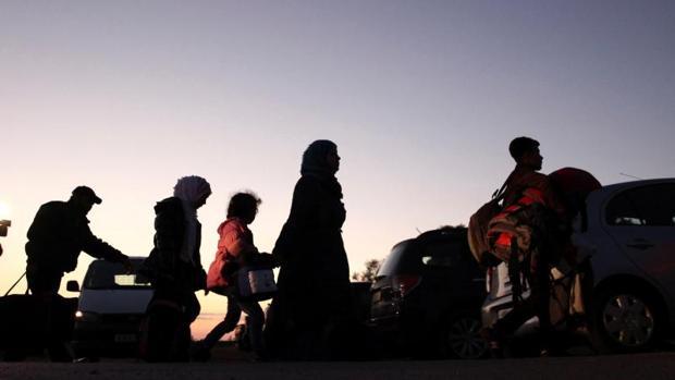 Campamento de refugiados