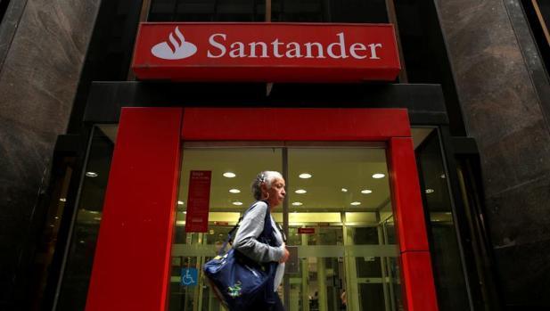 El banco santander gana millones de euros hasta for Localizador de sucursales santander