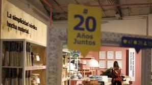 Tienda efímera de Ikea en Madrid