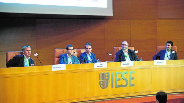 Los fondos de búsqueda de pymes irrumpen en España