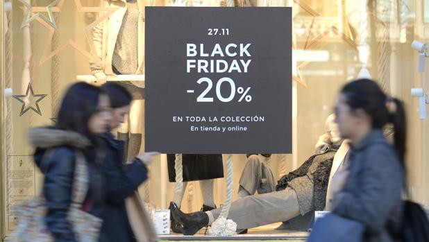 682e7683d4 Un año más vuelve la fiebre del «Black Friday»