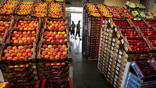 Nuestro país exportó entre enero y septiembre 8,9 millones de toneladas de frutas y hortalizas