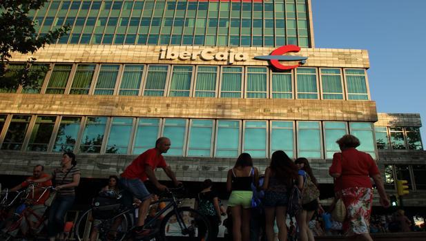Ibercaja estudiar quedarse con bmn si saliera al mercado for Oficinas de ibercaja