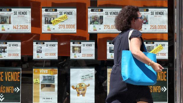 Aunque el precio de los pisos sube de forma general, algunos siguen bajando