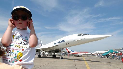 Los elevados costes y el ruido que generaba, principales handicaps del Concorde