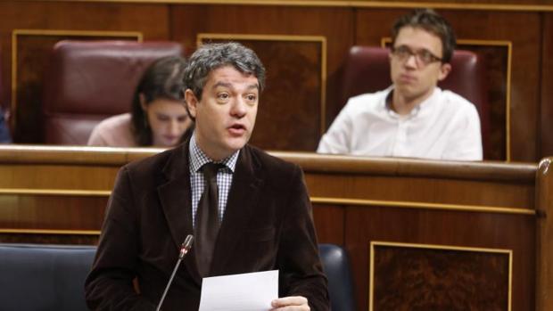 El ministro de Energía, Turismo y Agenda Digital, Álvaro Nada