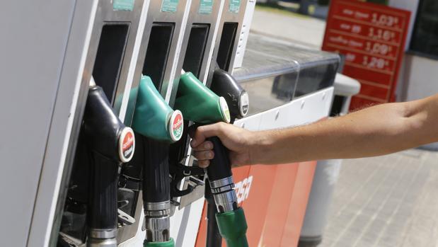 En la operación sailda ya se notó una subida del precio de los carburantes