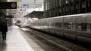 La construcción de nuevas líneas de AVE se desploma a mínimos históricos