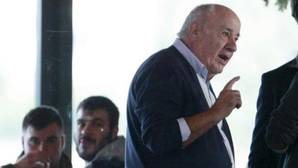 Amancio Ortega baja una posición en la lista en tiempo real de los más ricos de Forbes