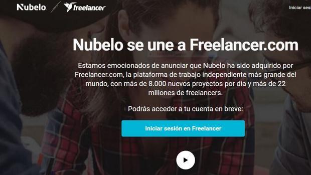 La plataforma de trabajo Freelancer.com adquiere la empresa española Nubelo