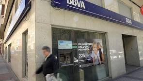 BBVA cerrará 132 oficinas más en España en febrero