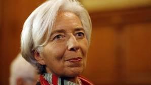 Christine Lagarde, culpable de «negligencia» por el caso Tapie